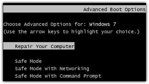 reset windows vista password in safe mode how to restore computer in safe mode windows vista