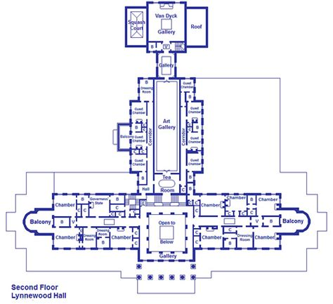 lynnewood hall first floor plan architectural floor lynnewood hall second floor flickr photo sharing
