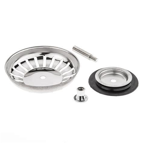 kitchen sink drainer plug savisto premium stainless steel kitchen sink basin waste