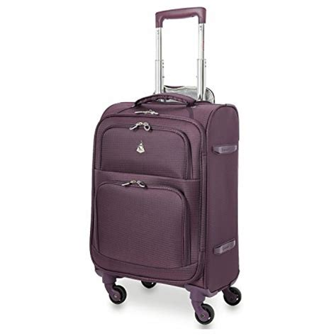 ultra light carry on luggage aerolite 22x14x9 united delta airlines ultra
