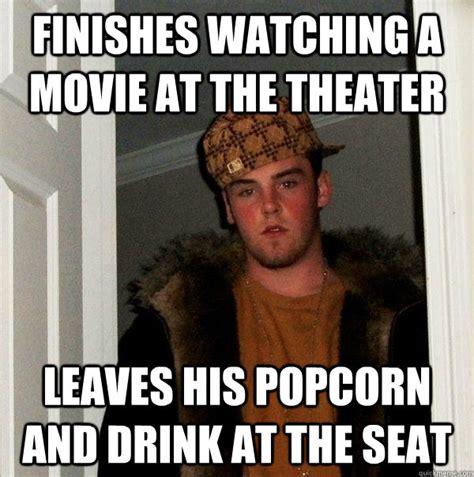 Popcorn Meme - image gallery movie theater popcorn meme