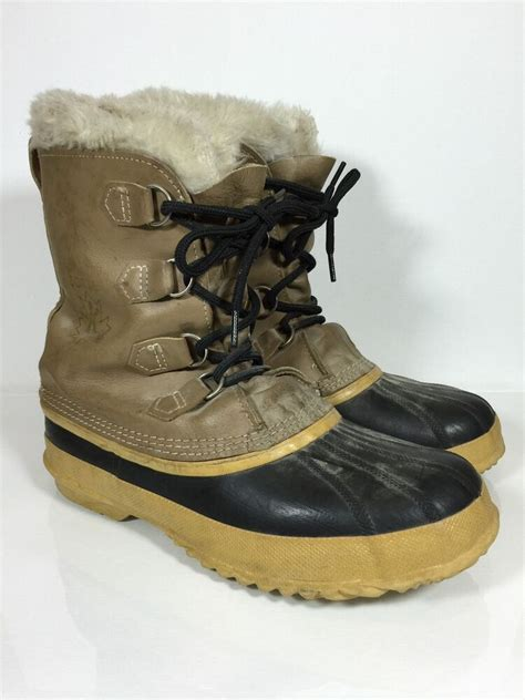 boats made in canada men s kaufman manitou sorel mens boots made in canada used