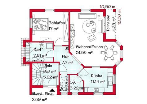 grundrisse 4 schlafzimmer grundriss einfamilienhaus schlafzimmer im erdgeschoss