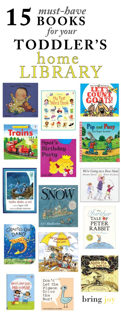 best toddler picture books best books for toddlers 2 3