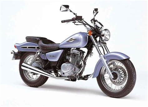Suzuki Marauder Gz125 by Suzuki Gz125 Marauder 1998 2011 Review Mcn