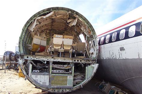 cross section plane cross section boeing 707 flickr photo sharing