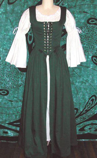 Airish Dress dress corsetry and renaissance clothing