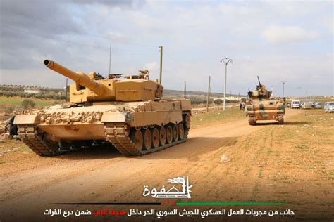 Siria Leopard achtung leopards in syria analysis of the leopard