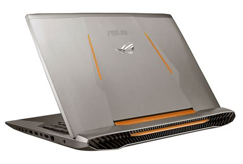 Asus Rog Laptop Ncix asus refreshes rog laptops with g752 and liquid cooled gx700 series