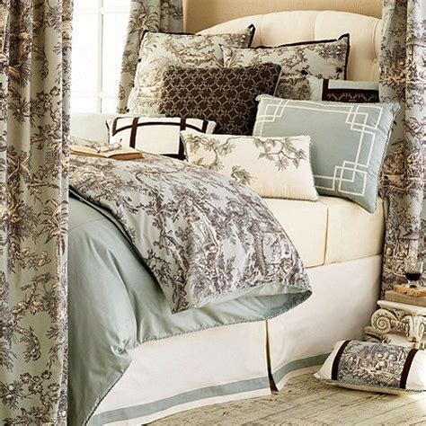 french toile bedding camille toile bedding collection making my home 1