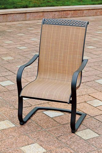 Backyard Creations Chair Backyard Creations Coral Springs Chair Outdoor Spaces