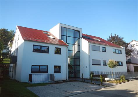architekt heilbronn daniel sailer 183 projekt 2015 183 mehrfamilienhaus weinsberg