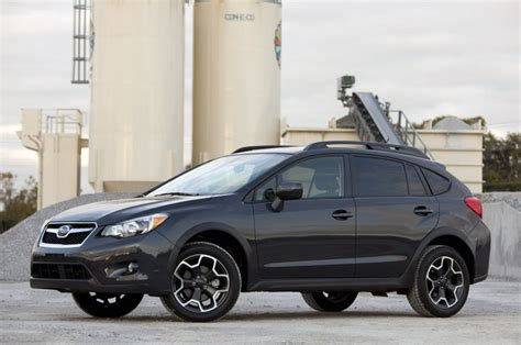 black subaru xv 2013 subaru xv crosstrek black car review