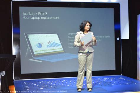 Microsoft Di Malaysia microsoft melancarkan surface pro 3 secara rasmi di