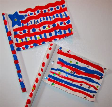 flag craft for american flag crafts for the 4th happy home