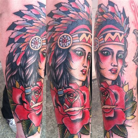 california kings tattoo indian by steve johns yelp