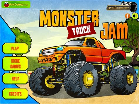monster truck jam games play free online monster truck games play monster truck games on free