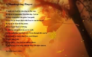 Prayer resource for schools thanksgiving prayers