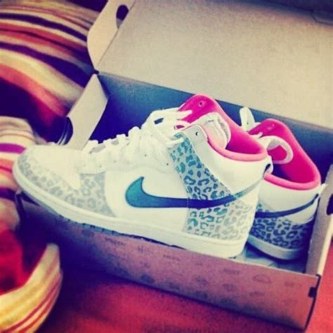 shoes leopard print black and white nike nike shoes