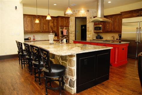 double kitchen island double island kitchen home design pinterest