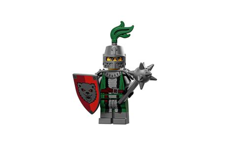 Lego Knights frightening characters minifigures lego