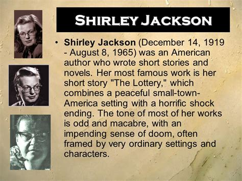 themes of the story the lottery the lottery shirley jackson ppt video online download