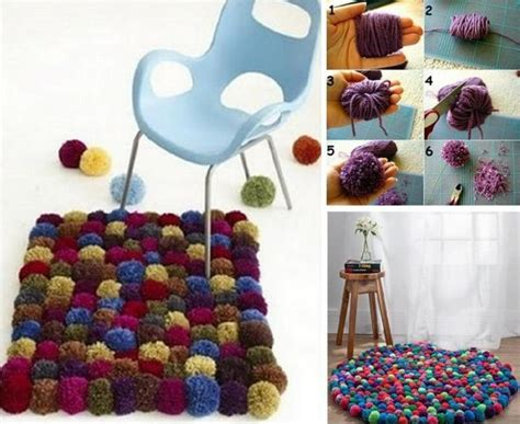 Simple Handmade Decorations - wonderful diy easy finger pom poms