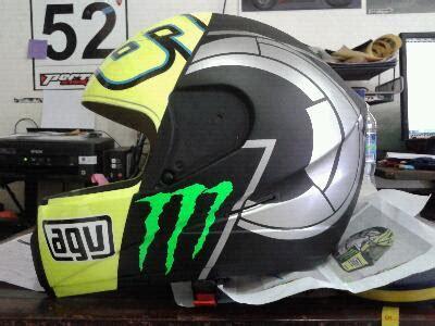 Cutting Sticker Helm Jakarta Selatan by Portals Sticker Cutting Sticker Helmet Replica