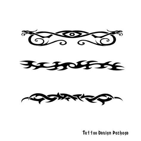 tribal band tattoo meanings meanings tribal armband designs