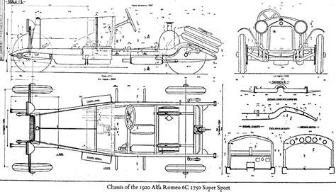 car frame and chassis blue prints pictures to pin on pinterest thepinsta 1 chassis blueprints