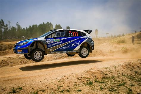 Subaru Crosstrek Rally China Subaru Rally