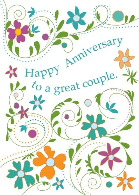 Wedding Anniversary Wishes For Relatives by 18 Best Anniversary Wishes Images On Happy
