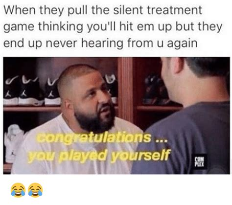 25 best memes about silent treatment silent treatment memes