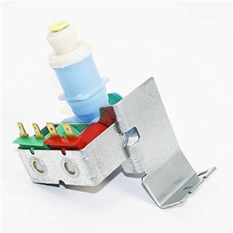 Kitchenaid Refrigerator Water Valve Imv708 W10408179 4389177 Whirlpool Kitchenaid Kenmore
