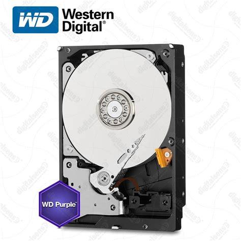 Wd Purple 8tb Sata Harddisk Cctv 3 5 Pen wd purple 8tb wd80puzx digitalsense