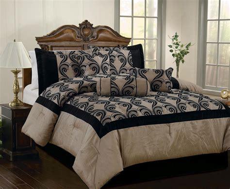 Black Bedding Sets Popideas Co Black Bedding Set