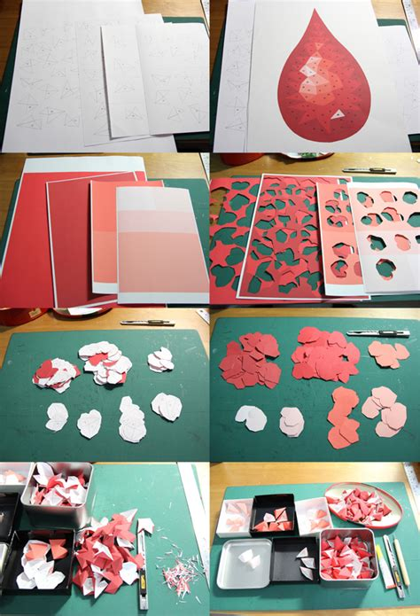 pattern maker singapore pattern matters tangible paper infographic on behance