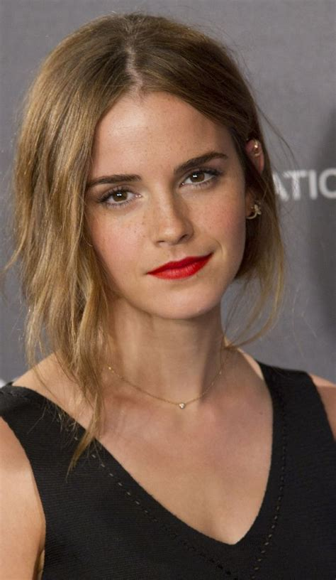emma watson natural hair color watch emma watson in a trailer for quot colonia quot makeup