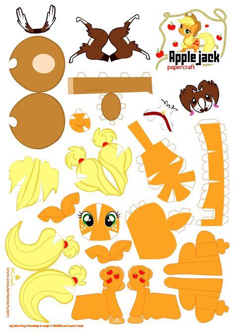 my pony paper crafts equestria papercraft do mlp
