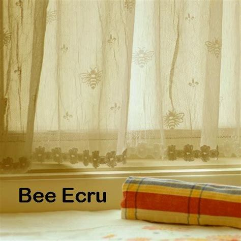 bee lace curtains bee lace kitchen curtains textiles pinterest kitchen