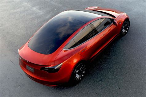 tesla model 3 xataka tesla model 3 will the interior of a spaceship says elon musk