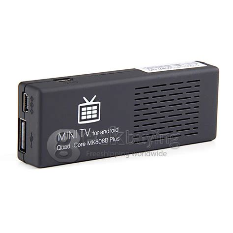 mk808b plus android mini pc from geekbuying unboxing youtube mk808b plus 4k tv dongle amlogic s805 quad core android 4
