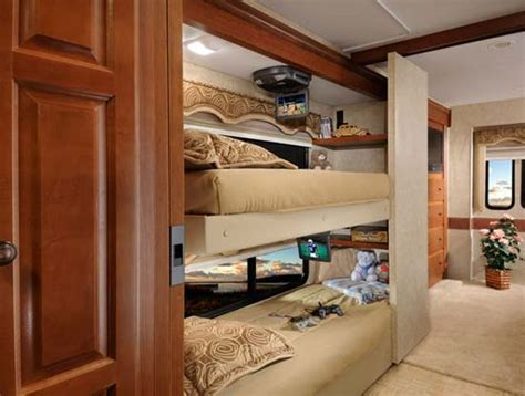Is It Time To Replace The Mattress In Your Minnesota Rv Class A Motorhomes With Bunk Beds