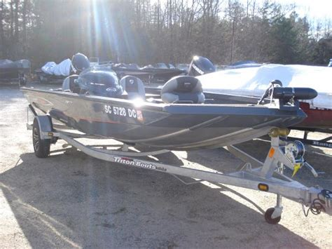 aluminum triton boats for sale used triton aluminum fish boats for sale boats