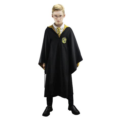harry potter robes official harry potter robe hufflepuff cinereplicas usa