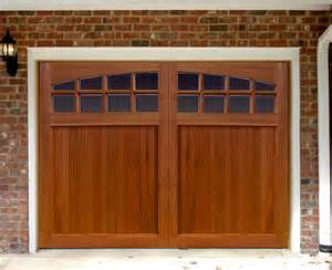 Garage Door Wood Garage Doors Wood Overhead Doors