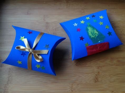 How To Make A Small Gift Box Out Of Paper - easy gift box my kid craft