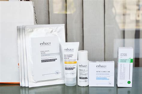 Masker Erha the curly journal erha apothecary