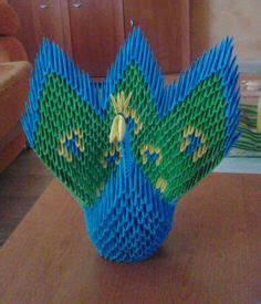 tutorial pavo real origami 3d 1000 images about origami on pinterest 3d pavo real