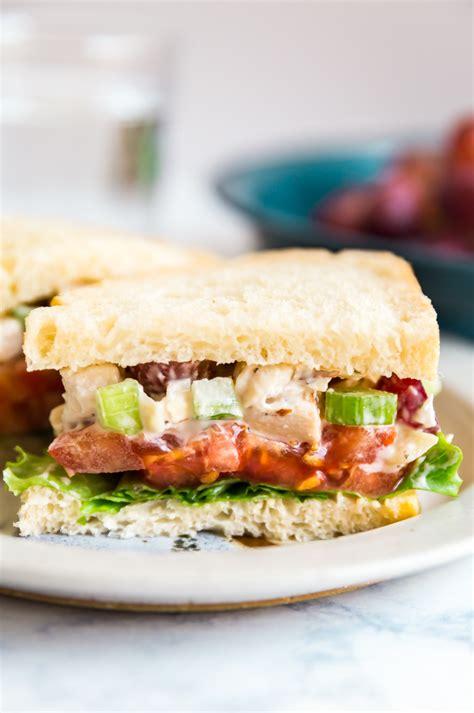 light chicken salad recipe light chicken salad sandwich recipe